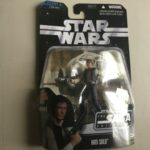 StarWars collection : Star Wars Action Figure Hasbro - Saga Collection - Han Solo
