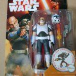 StarWars collection : STAR WARS figurine star wars REBELS CAPTAIN REX neuf DISNEY HASBRO