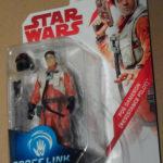 StarWars collection : figurine STAR WARS POE DAMERON force link  neuf Disney