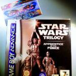 STAR WARS TRILOGY NUOVO NEW NINTENDO GAMEBOY  - jeu StarWars