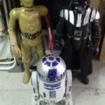 Figurine StarWars : Lot de figurines star wars 80 cm