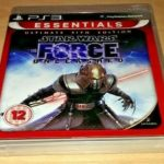 STAR WARS THE FORCE UNLEASHED ULTIMATE SITH - Bonne affaire StarWars