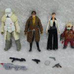 Figurine StarWars : HASBRO Figurines STAR WARS FORCE LINK 2.0 MISSION ON VANDOR