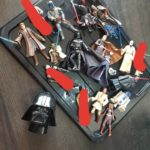 Figurine StarWars : Figurine star wars collector 1995-2006 Sans boite
