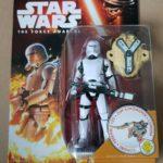 StarWars figurine : STAR WARS le réveil de la force figurine star wars FLAMETROOPER neuf