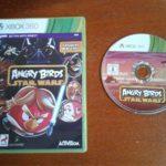 Xbox star wars angry birds   disc is - Avis StarWars