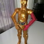 StarWars collection : Figurine STAR WARS c3po 2015 LFL hasbro 28cm