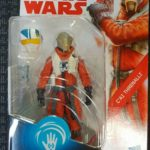 StarWars figurine : STAR WARS the last jedi figurine star wars pilote C'AI THRENALLI Force Link neuf