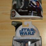 StarWars figurine : Lot De 2 Figurines Star Wars The Clone Wars Hasbro