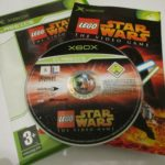 MICROSOFT XBOX GAME LEGO STAR WARS THE VIDEO - Bonne affaire StarWars