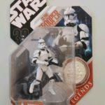 Figurine StarWars : STAR WARS FIGURINE CLONE TROOPER SÉRIE 30 ANNIVERSARY SAGA LEGENDS NEUF