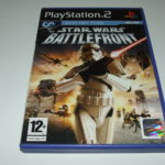 STAR WARS:BATTLEFRONT for PS2  (PAL)  VERY - pas cher StarWars