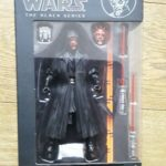 StarWars figurine : DARTH MAUL - STAR WARS THE BLACK SERIES - FIGURINE OFFICIEL NEUF