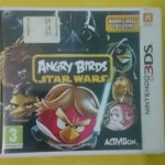3DS  - ANGRY BIRDS STAR WARS - COMPLETO - Bonne affaire StarWars