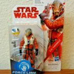 Figurine StarWars : STAR WARS THE LAST JEDI C'ai Threnalli Pilot X-wing Pilot Alien BLISTER HASBRO