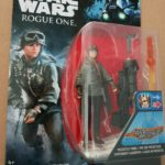 Figurine StarWars : STAR WARS ROGUE ONE figurine star wars sergent JYN ERSO neuf DISNEY LUCAS FILM