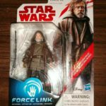 Figurine StarWars : STAR WARS THE LAST JEDI LUKE SKYWALKER JEDI EXILE en blister NEUF JAMAIS OUVERT
