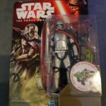Figurine StarWars : STAR WARS the force awakens figurine star wars CAPTAIN PHASMA neuf