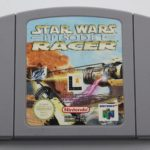 NINTENDO 64 N64 STAR WARS RACER EPISODE I 1 - Avis StarWars