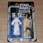 StarWars collection : STAR WARS figurine 40 years PRINCESS LEIA ORGANA - KENNER 2017 - Neuf