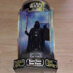 StarWars figurine : STAR WARS figurine socle rotatif 360° FORCE ÉPIQUE : DARK VADOR - Hasbro Neuf