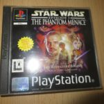 Star Wars Episode I The Phantom Menace PAL - Bonne affaire StarWars