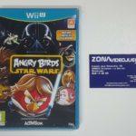 Angry birds Star wars, WII U, pal-esp. NUEVO - jeu StarWars