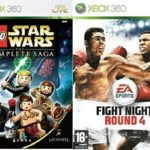 2X XBOX 360 Games LEGO STAR WARS THE COMPLETE - Avis StarWars
