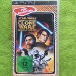 PSP - Star Wars: The Clone Wars Republic - Avis StarWars