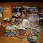 diverse PC Games Indiana Jones Lego Disney - Bonne affaire StarWars