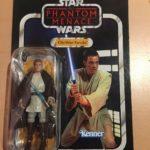 Figurine StarWars : Star Wars OBI-WAN KENOBI VC76 The Vintage Collection 2011 figurine TPM