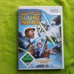 Wii - Star Wars - The Clone Wars - - jeu StarWars