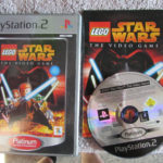 SONY PLAYSTATION 2 PS2 GAME LEGO STAR WARS - Bonne affaire StarWars