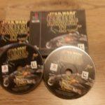 STAR WARS REBEL ASSAULT 2  (PS1 GAME - pas cher StarWars