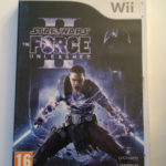 Wii Spiel - Star Wars The Force Unleashed - jeu StarWars