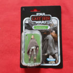 Figurine StarWars : Figurines Star Wars VIntage Collection 2018 E2261 Rey Journey Island VC122