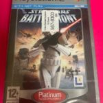 PLAYSTATION 2 PS2 GAME STAR WARS BATTLEFRONT - Occasion StarWars