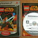 Lego Star Wars The Video Game platinum (PS2) - Bonne affaire StarWars