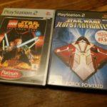 Sony PS2 Star Wars Bundle Lego Video Game - Avis StarWars