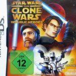 Star Wars: The Clone Wars - Republic Heroes - - jeu StarWars