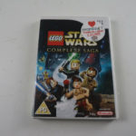 Nintendo Wii Game Lego Star Wars The Complete - jeu StarWars