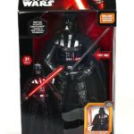 StarWars collection : Star Wars figurine Interactive DELUXE Collector's Edition Dark Vador 44 cm 54870