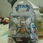 StarWars figurine : Figurine Star Wars / Hasbro / Épisode 1 / Obi-Wan Kenobi année 2008