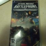 SONY PSP STAR WARS BATTLEFRONT renegade - jeu StarWars