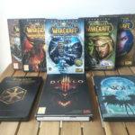 Bundle Jeux PC Diablo, WoW, Star Wars - - Occasion StarWars