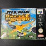 STAR WARS EPISODE 1 : BATTLE FOR NABOO - - pas cher StarWars