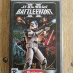 Jeux Sony PSP Star Wars Battlefront II - - pas cher StarWars