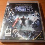 JEU PS3 STAR WARS LE POUVOIR DE LA FORCE - jeu StarWars