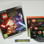 ++ jeu playstation 3 PS3 LEGO star wars le - pas cher StarWars