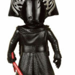 Figurine StarWars : Figurine Kylo Ren - Figurine Wacky Wobbler Star Wars VII The Force Awakens Neuf
